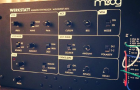 Moog Music Releases The Werkstatt-Ø1 Synth in Limited Quantities