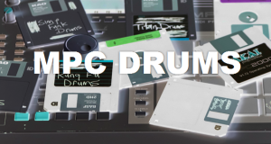 MPC Drums by MSXII