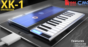 CME & One Red Dog Partner Up On iOS Synth XK-1